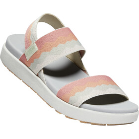 Keen Elle Backstrap Sandals Women brick dust/vapor